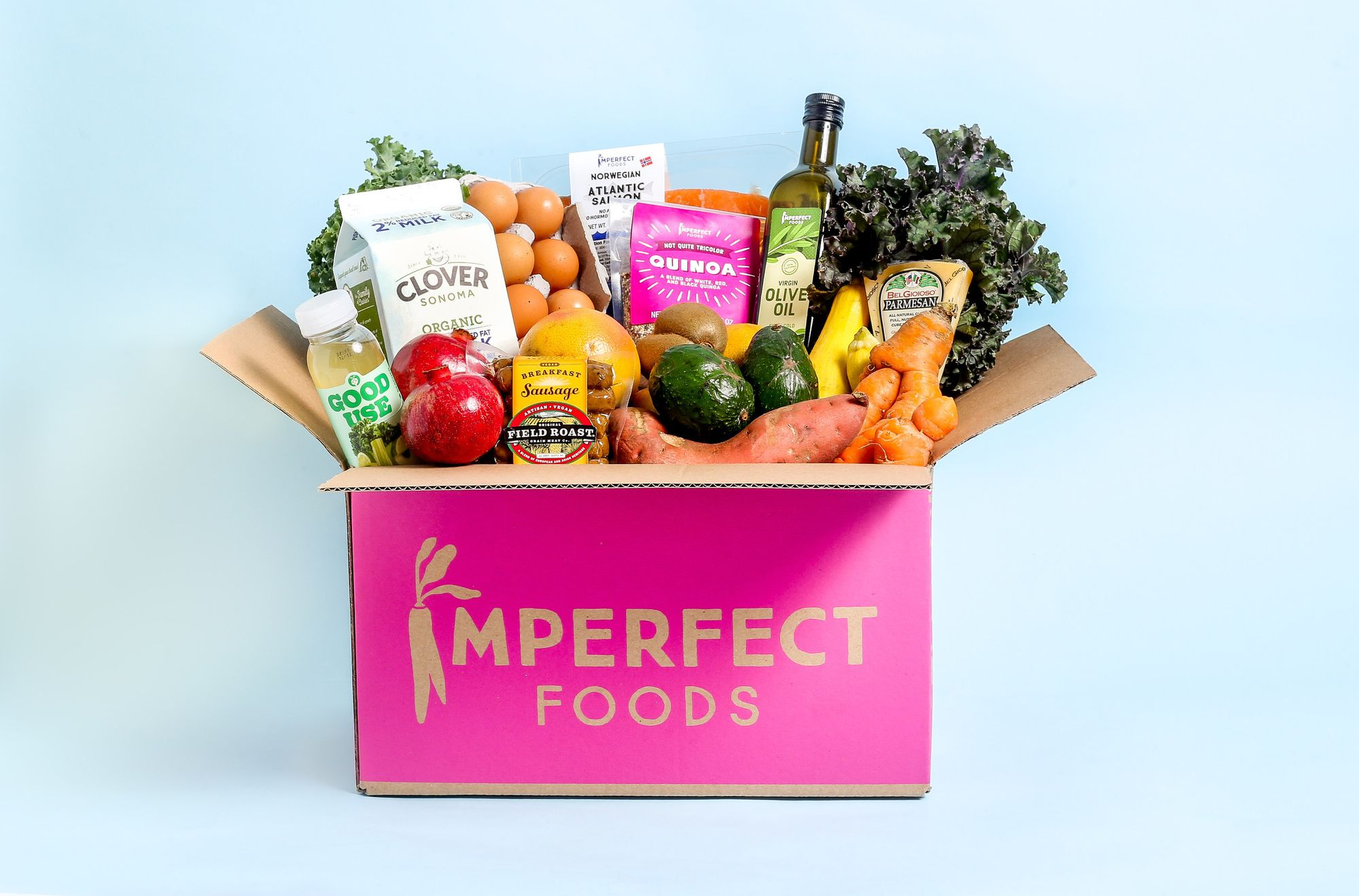 Imperfect Foods Secures $72M in Series C Round
