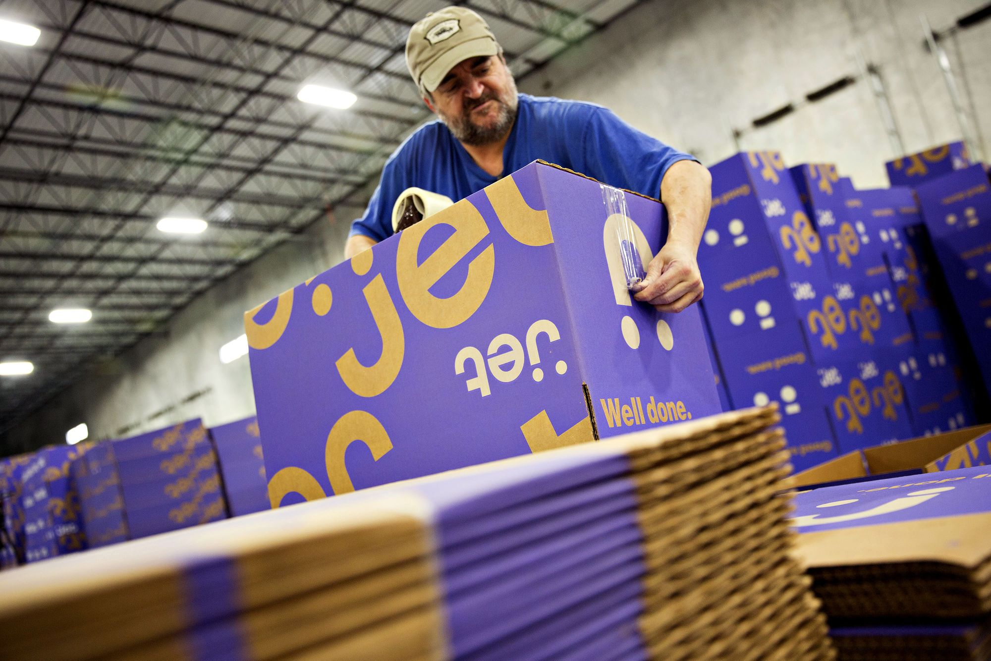 Walmart looks to phase out Jet.com in favor of Jet.com