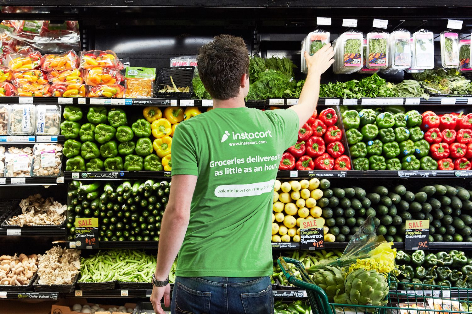 Instacart Nabs Another $225M