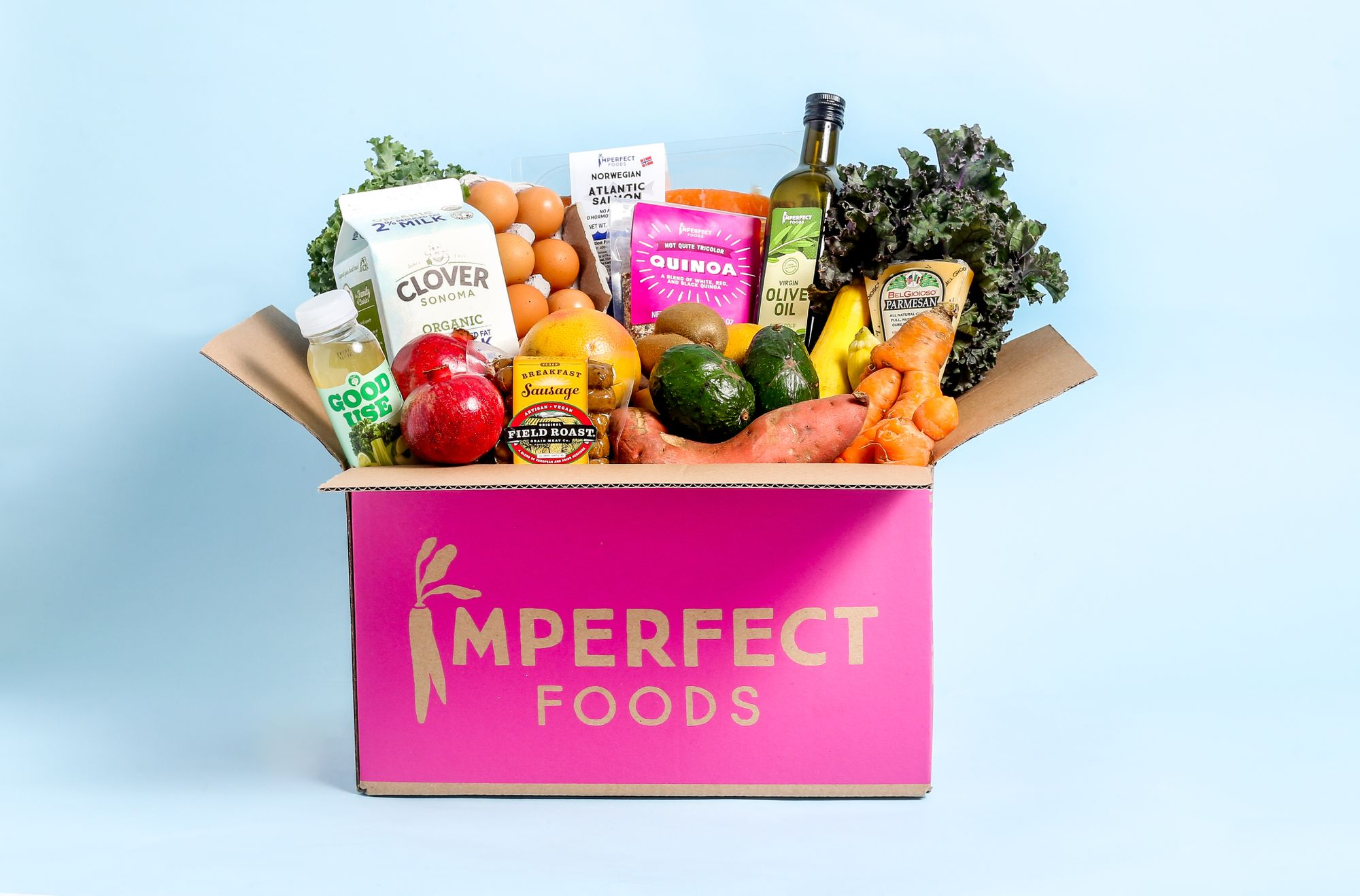 Imperfect Foods and Onfleet partner to deliver groceries