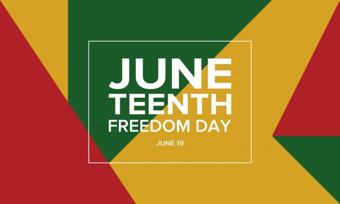 Onfleet's office closed to honor Juneteenth