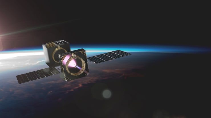 Momentus provides last mile delivery for satellites and rockets