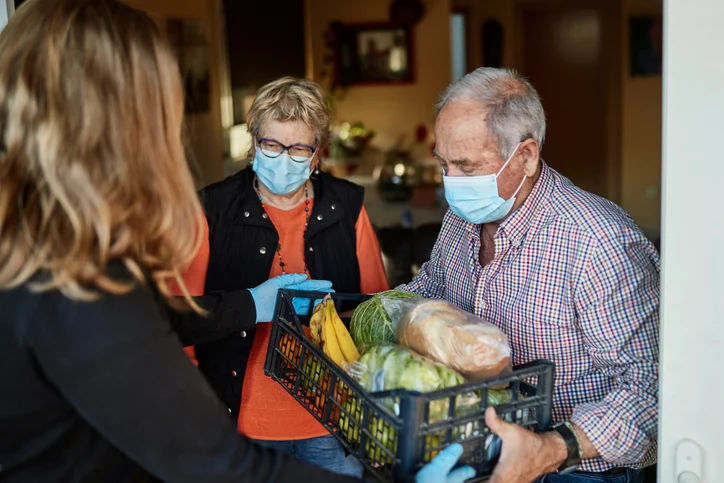 Wellcare, Shipt offer free grocery delivery to seniors