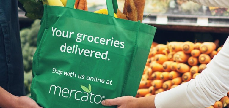 Mercato teams up with NYC grocers