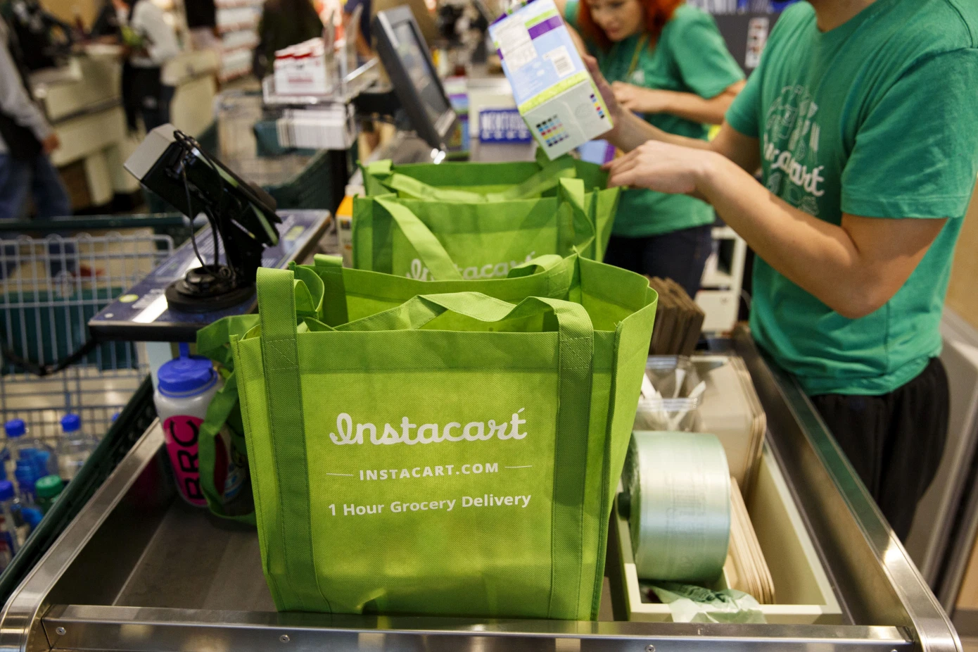 Instacart raises an additional $200M for a $17.7B valuation