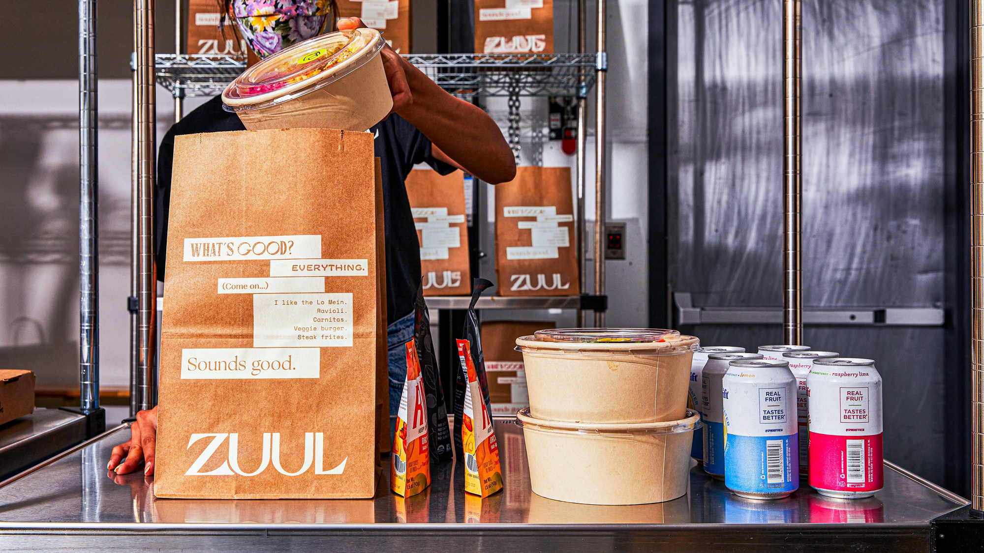NYC-based original Ghost Kitchen Zuul looks to offer a premium model to drive per delivery costs to <$1