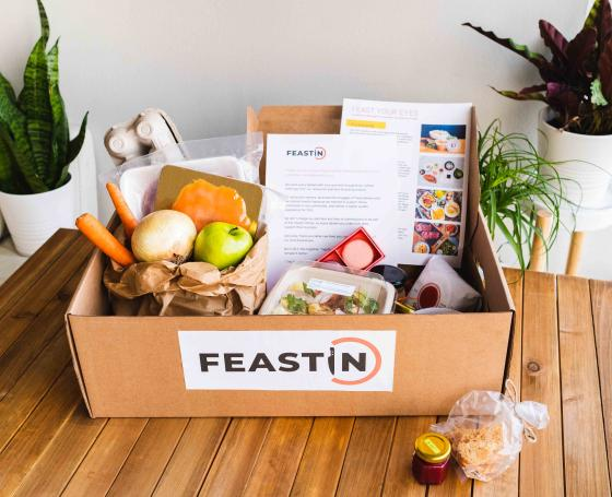 Bay Area-based Feastin launches meal delivery from restaurants