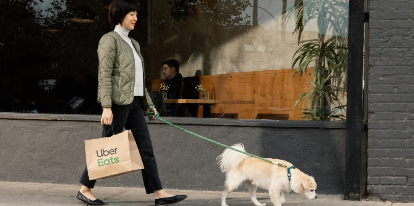 Uber Eats wants to deliver flowers and pet supplies, too