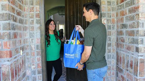 Walmart offers shoppers $98 annual, unlimited grocery delivery service. 11% of Americans have already signed up.