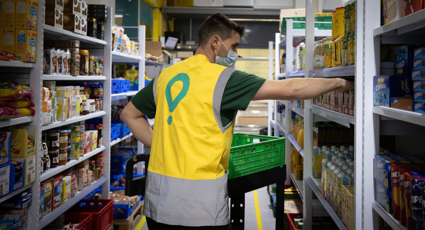 Spain-based on-demand delivery app Glovo is spinning up a B2B logistics unit for super speedy urban delivery