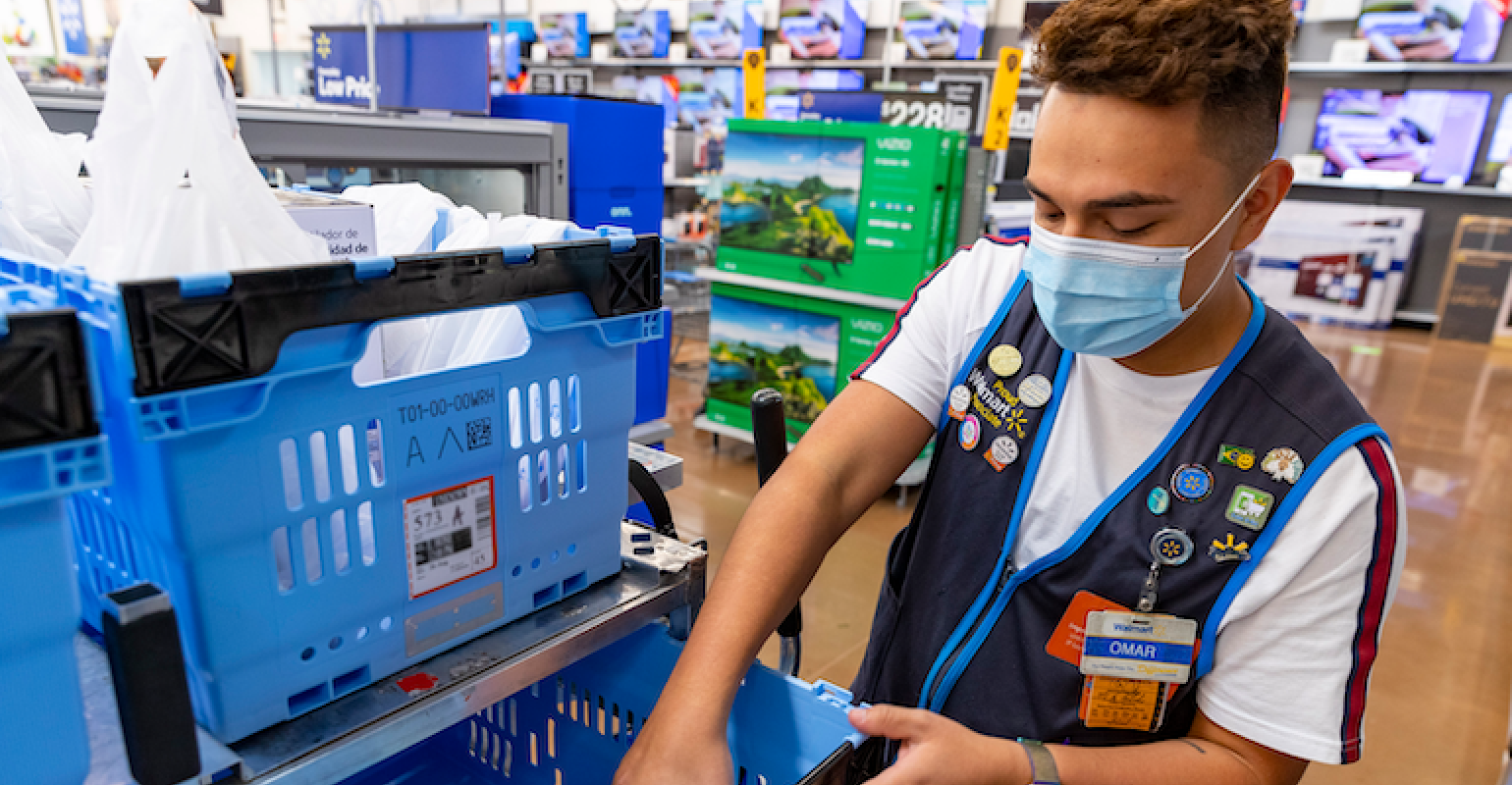 Led by surges in e-commerce Walmart, 3rd Qtr net sales climbed 6.2% to $88.35B from $83.19B a year ago. Comparable sales grew 6.3% year over year.