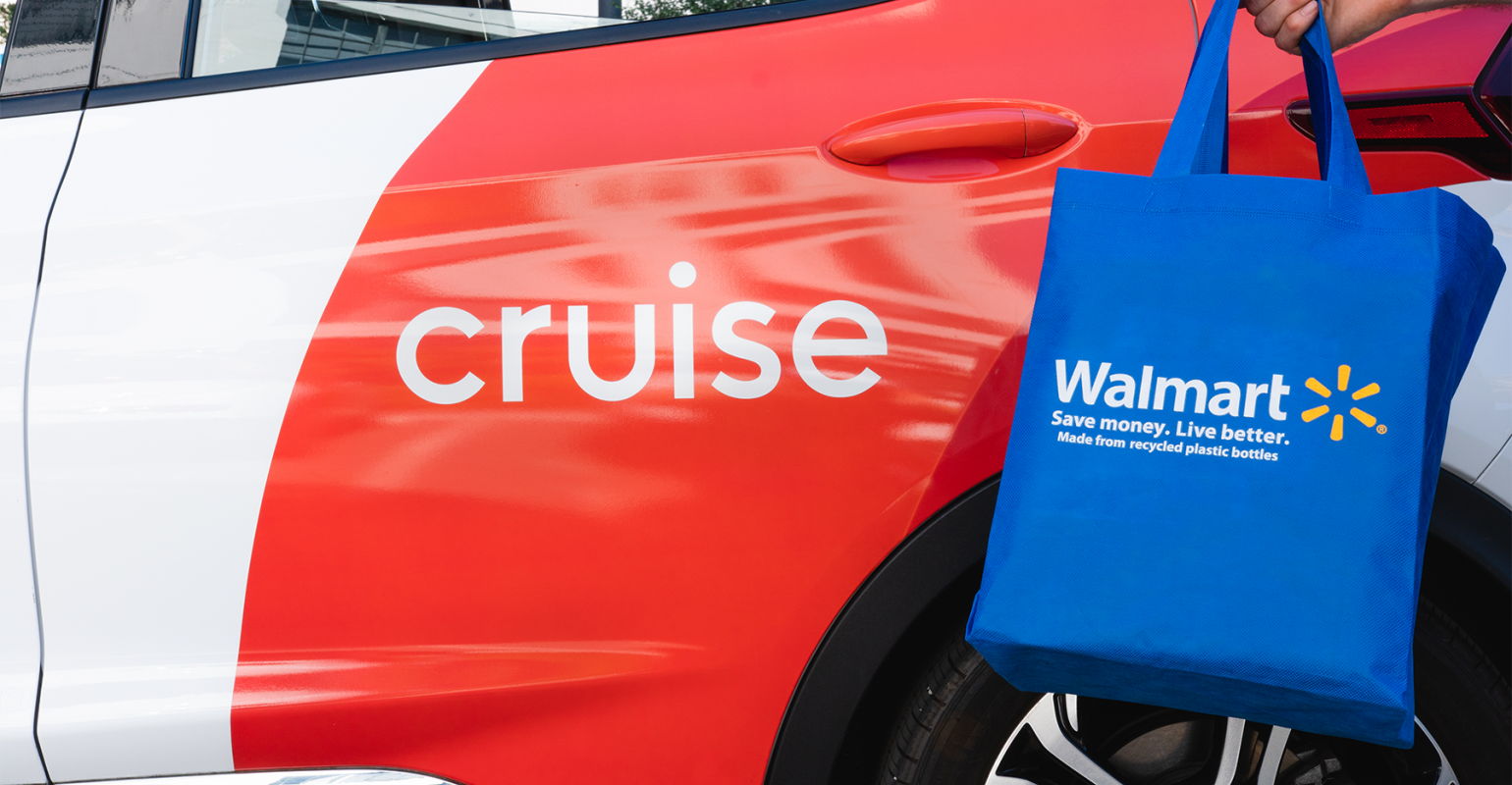 Walmart plans to pilot all-electric self-driving delivery in 2021