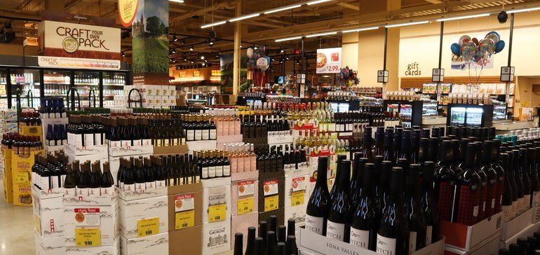 Bottoms up: How grocers can keep alcohol sales pouring in