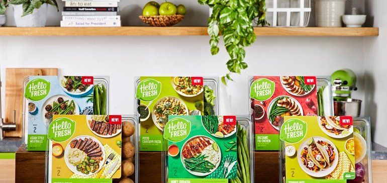 HelloFresh boosts revenue forecast as it prepares to double capacity