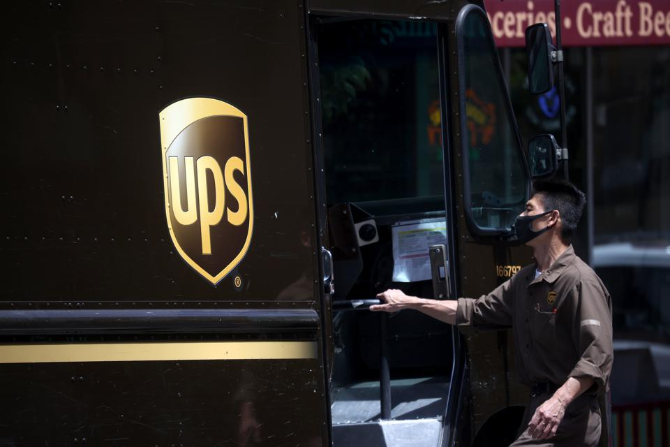 Forbes explores retailers worried about holiday deliveries