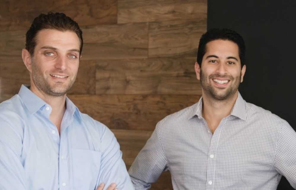 BloomNation founders Gregg Weisstein and Farbod Sharoka help local florists thrive
