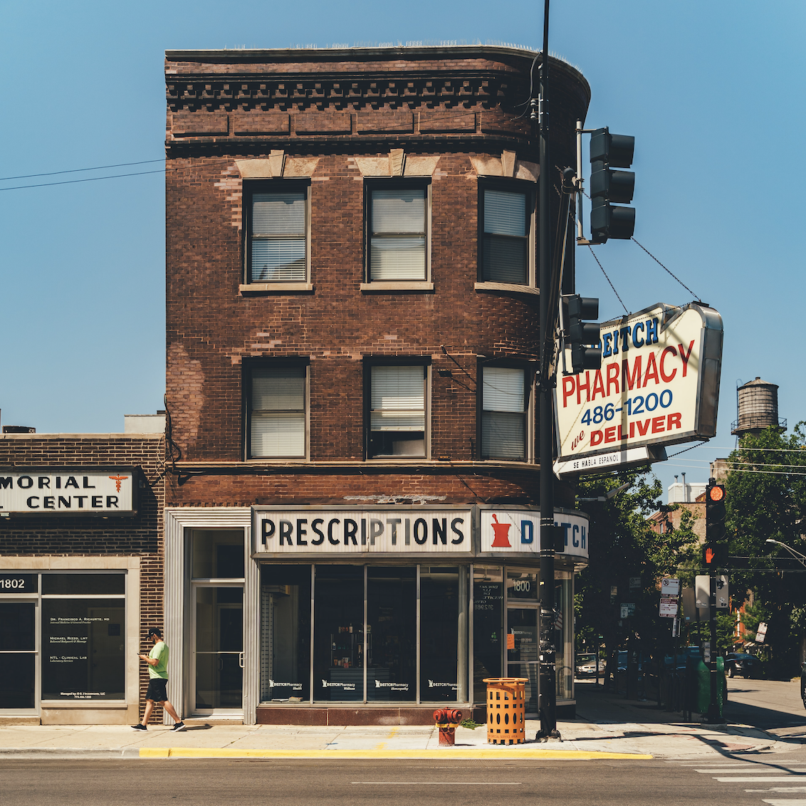 A visit to an old-fashioned corner pharmacy has given way to a growing consumer preference for the ease, safety, and convenience of delivery